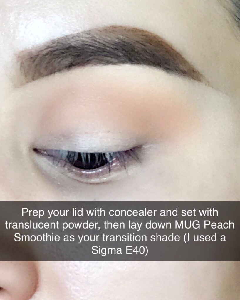 Black Smokey Eye Step By Step