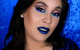 Jeffree Star Blue Blood Lipstick