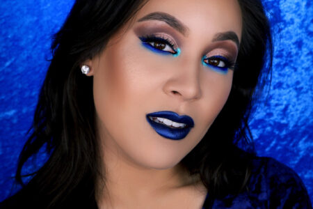 Jeffree Star Blue Blood Lipstick