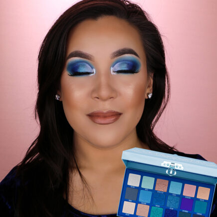 Jeffree Star Blue Blood Tutorial