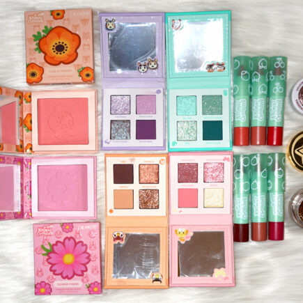 ColourPop Animal Crossing Collection