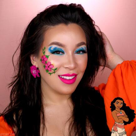 Moana Makeup